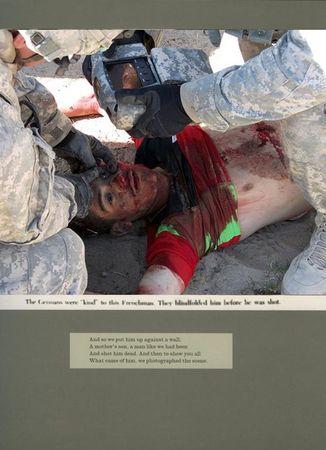 """Страница из книги """"War Primer 2"""""""