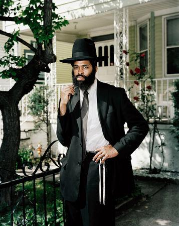Nechemyah Davis, 2012 © Wayne Lawrence