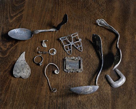 Silver, 2011 © Jenny Riffle