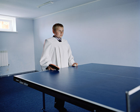 Game Room, 2010 © Sasha Rudensky