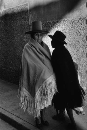 Potosí, Bolivie, 1960 © Sergio Larrain/Magnum Photos