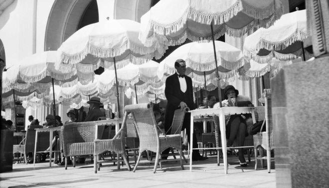 Bibi au Palais de la Méditerranée. Nice, mai 1929 © Photographie Jacques Henri Lartigue - Ministère de la Culture – France / AAJHL