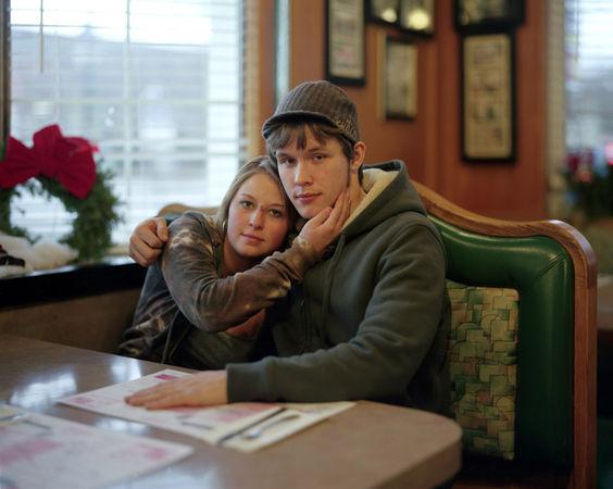 Elizabeth and Brandon, Milford, Pa., 2010 © Richard Renaldi