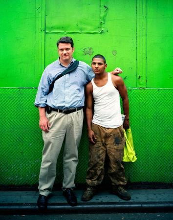 Carlos and Alex, New York, N.Y., 2007 © Richard Renaldi