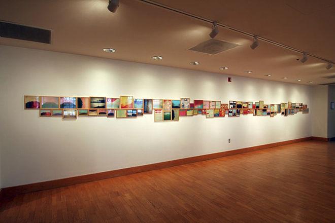 Выставка проекта Moving Mountains