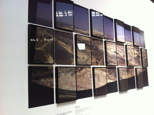 "Raphaël Dallaporta, участник проекта""Transition. Social landscape"""