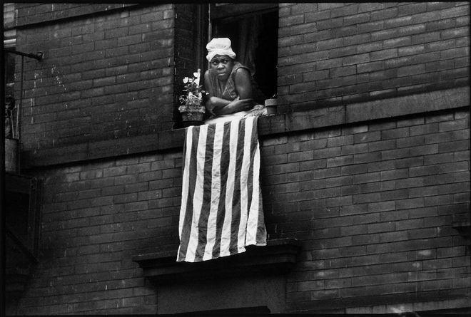 USA. New York City. 1962. Memorial Day. © Bruce Davidson/Magnum Photos