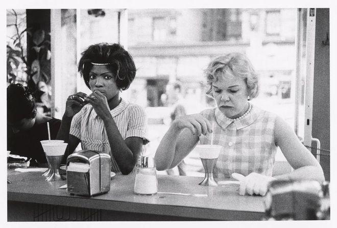 USA. New York City. 1962. Black Americans. © Bruce Davidson/Magnum Photos
