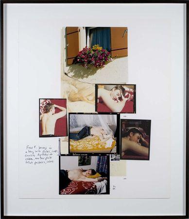 Collier Schorr, Day Dream (Sky) (2007) // Courtesy 303 Gallery, New York