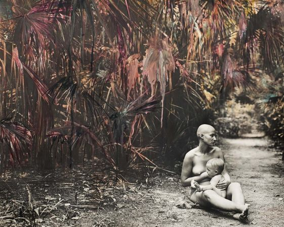 Esther Teichmann, Untitled from Mythologies (2013) // Courtesy of the artist