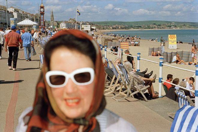 GB. England. Weymouth. 2000. © Martin Parr/Magnum Photos