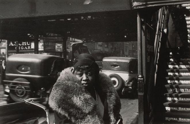 42nd Street, New York. 1929. © 2013 Walker Evans Archive, Metropolitan Museum of Art