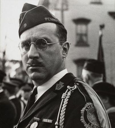 American Legionnaire. 1936. The Museum of Modern Art