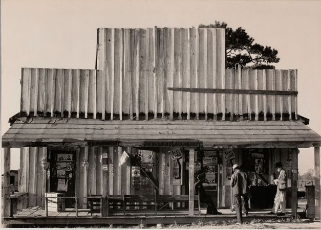 Country Store and Gas Station, Alabama. 1936. The Museum of Modern Art