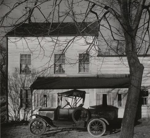 Farmhouse in Westchester County, New York. 1931. The Museum of Modern Art