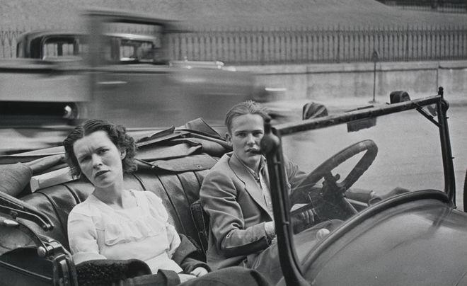 Parked Car, Small Town Main Street. 1932. © 2013 Walker Evans Archive, Metropolitan Museum of Art.