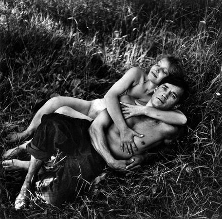 © Николай Бахарев. «Из цикла «Отношение» № 84, 1994-97. Новокузнецк»