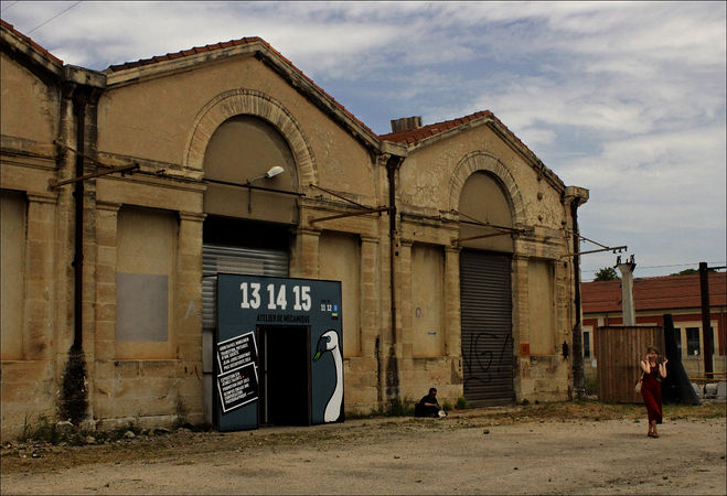 Вход в цеха фабрики. Фото: Николай Бахарев