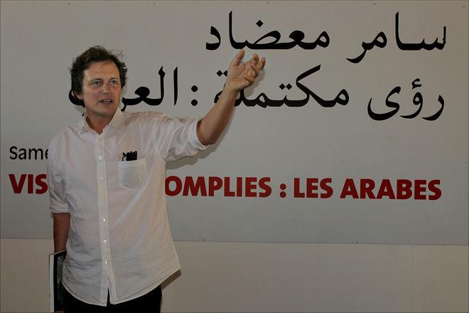 Francois Hebel – директор фестиваля. Фото: Николай Бахарев