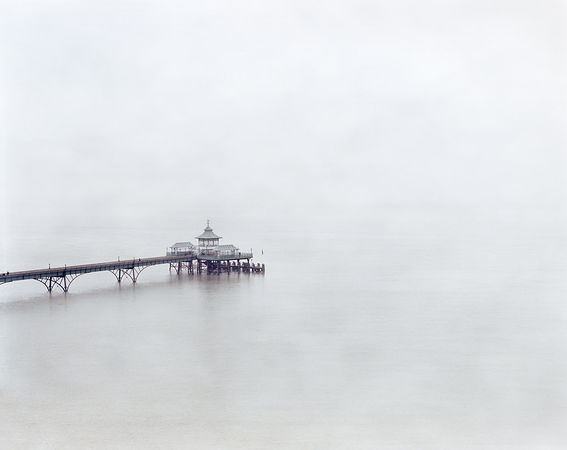 Clevedon Pier #B, Somerset, 2011 © Simon Roberts