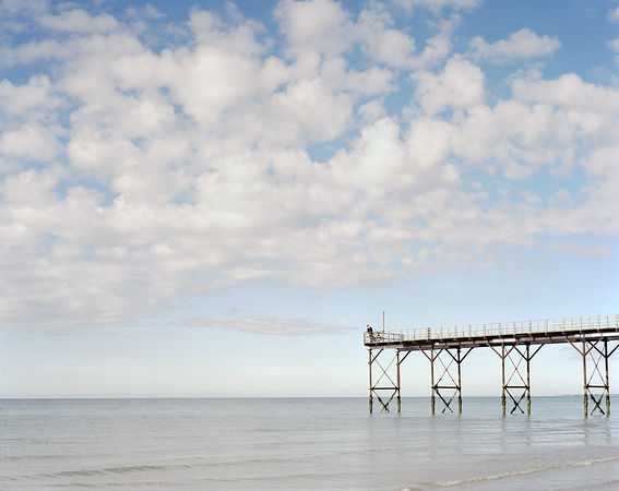 Bognor Regis Pier, West Sussex, 2011 © Simon Roberts