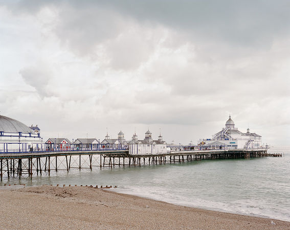 Eastbourne Pier, East Sussex, 2011 © Simon Roberts
