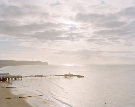 Sandown Culver Pier, Isle of Wight, 2012 © Simon Roberts