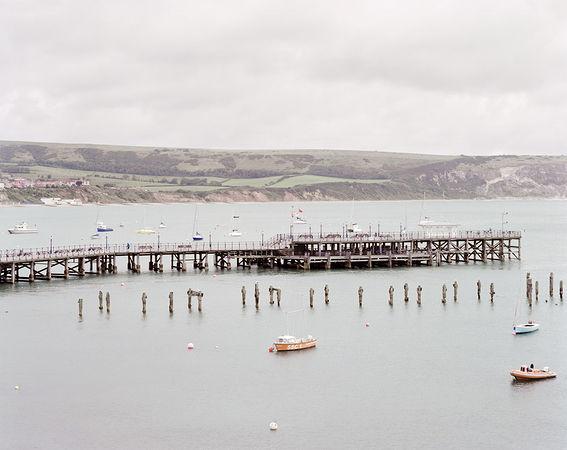 Swanage Pier, Dorset, 2011 © Simon Roberts