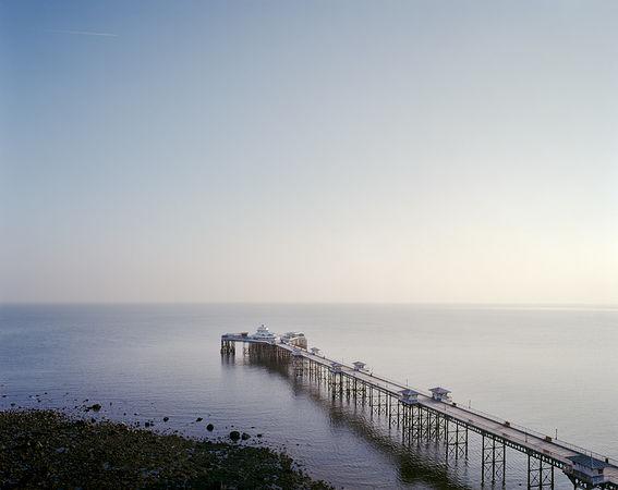 Llandudno Pier, North Wales, 2011 © Simon Roberts