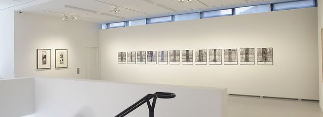 Интерьер собрания DZ БАНК © DZ BANK Kunstsammlung