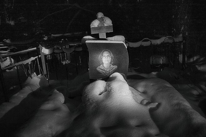 © Ирина Попова. Изпроекта «Жить иумеретьв»