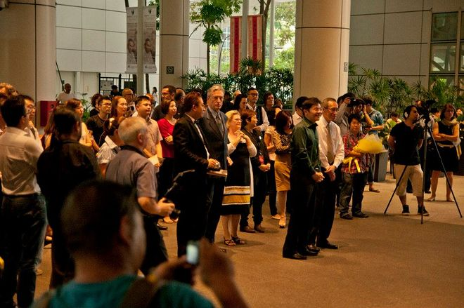Открытие SIPF 2012