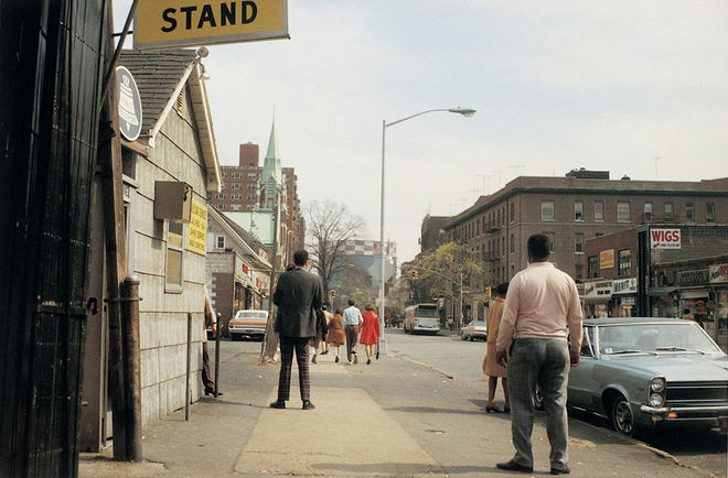 Queens Stephen Shore / Courtesy of Sprueth Magers