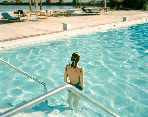 Ginger Shore Stephen Shore / Courtesy of Sprueth Magers