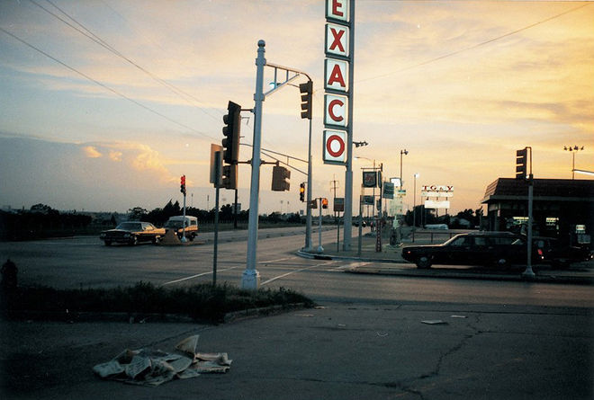 Oklahoma City Stephen Shore / Courtesy of Sprueth Magers