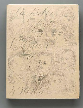 Р. Дюфи – Э. Монфор «Прекрасное дитя», 1930