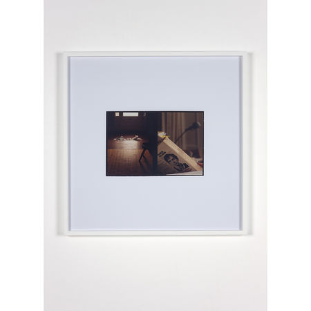 Luke Fowler: A Moment of Scrutiny, 2011 C-Type Print 64,6 x 64,6 cm (unframed) 67,3 x 67,3 x 3,3 cm (framed). Artwork Of The Modern Institute