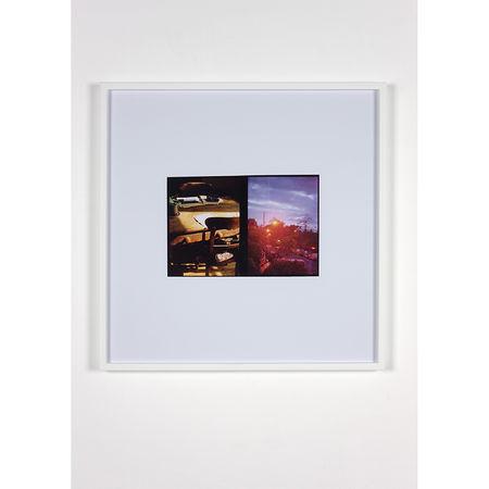 Luke Fowler: Sodium - Morning Light, 2010 C-Type Print 64,6 x 64,6 cm (unframed) 67,3 x 67,3 x 3,3 cm (framed). Artwork Of The Modern Institute