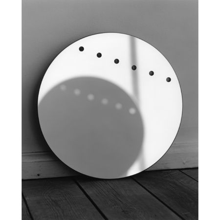 Simon Starling Venus Mirrors, 2012 Two silver gelatin prints Each: 20.3 x 25.4 cm. Artwork Of Galleria Franco Noero