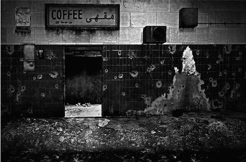 Капрал Бейкер. Из серии «Первый стрелок» © Тибо Брюне