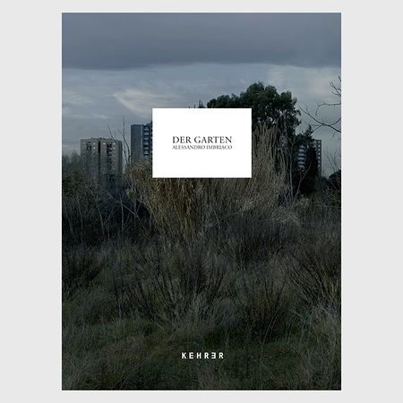 Алессандро Имбриако/Alessandro Imbriaco Der Garten. Обложка книги