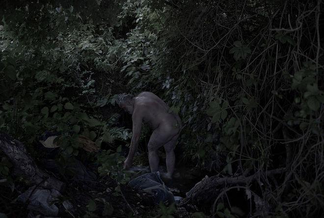 Алессандро Имбриако/Alessandro Imbriaco Der Garten. Фотография из проекта