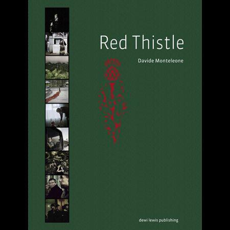 Давид Монтелеоне/Davide Monteleone. Red Tristle. Обложка книги