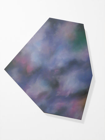 katesteciw Baron, 2013, Dimensions Variable, Custom Stretched, Hand-Painted Photo Backdrop