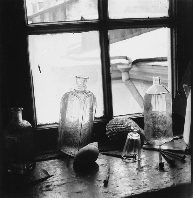 Борис Смелов «Натюрморт с гвоздями» (1984)