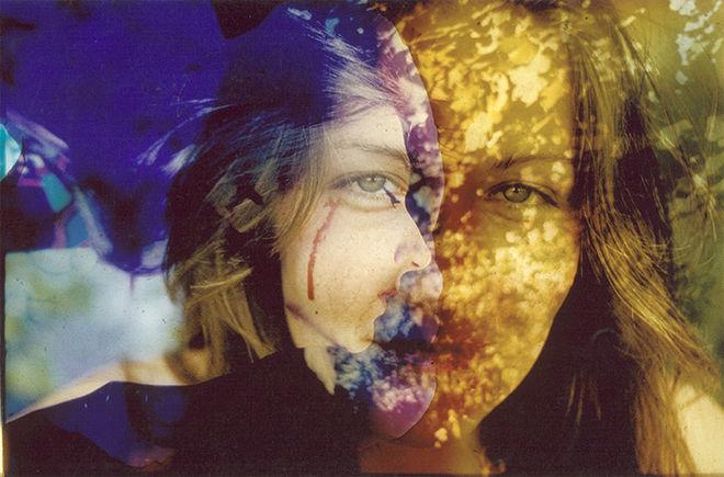 Борис Михайлов. Из серии Superimposition (1960-1970)