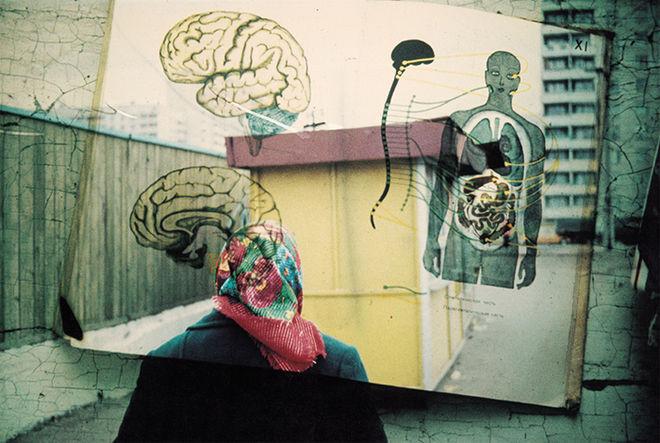 Борис Михайлов, из серии Superimposition (1960-1970)