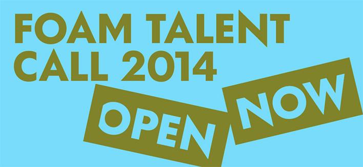 Голландский журнал Foam открыл приём заявок на свой ежегодный конкурс