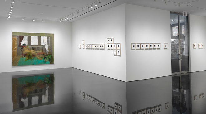 Gagosian Gallery installation view © Rob McKeever