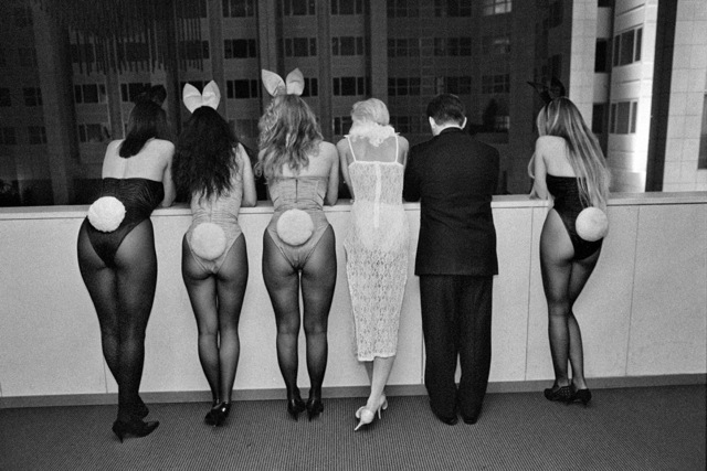Плейбой пати, Прага / Playboy Party, Prague, 1994 © Дана Киндрова
